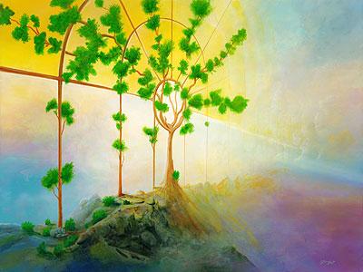 Lebensbaum - Silvian Sternhagel