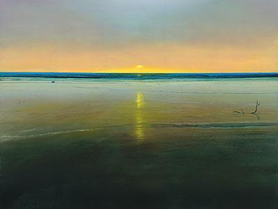 Meeresspiegel - Silvian Sternhagel