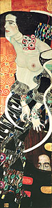 Judith II - Gustav Klimt