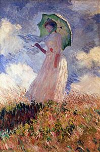 Suzanne Hoschedé - Claude Monet