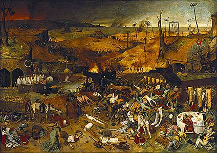 Brueghel, Pieter - Triumph des Todes - Pieter Brueghelme