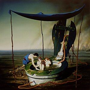 Nordsee - Waterhouse) - Siegfried Zademack