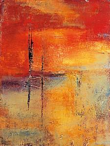 In the distance - Bea Danckaert