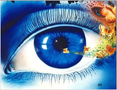 Eye - zher