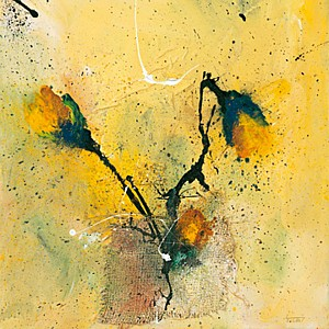 Blüten I - Isolde Folger