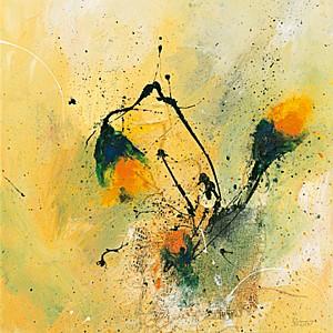 Blüten II - Isolde Folger