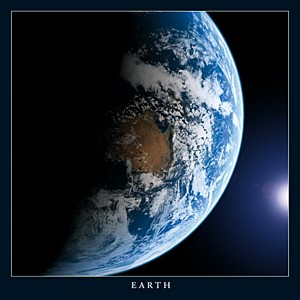 Space & Astro - Earth 3 - Hubble-Nasa