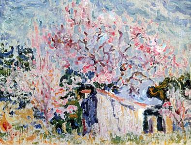 Frühling in der Provence - Paul Signac