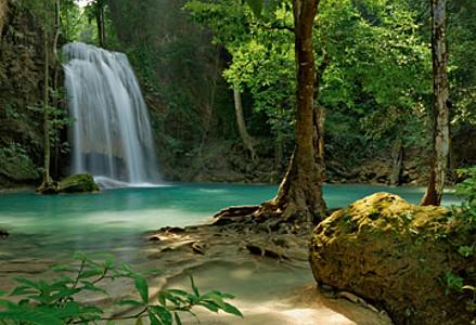 Seven-Step Waterfall II - Thomas Marent