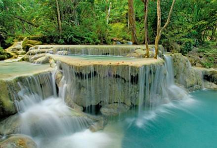 Seven-Step Waterfall III - Thomas Marent