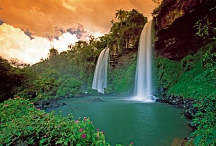 Waterfall Dos Hermanas         - Thomas Marent