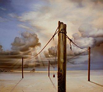 Am Strand von St. Peter-Ording - Siegfried Zademack