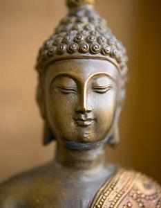 Portraits - Buddha 4 - Tom Weber