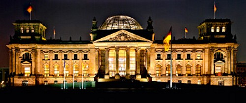 Panorama - Reichstag Berlin - Wolfgang Weber