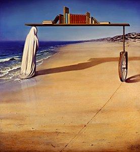 Vom Rauschen des Meeres inspiriert - Siegfried Zademack