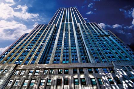 Technik & Architektur - Skyscraper - Dr. Michael Feldmann