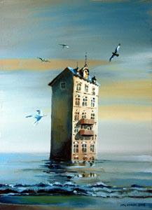 Surrealismus - Die Leere - Gregor Ziolkowski