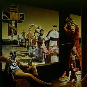 Cowboymentalität - Siegfried Zademack