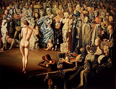 Gruppenbild mit Dame - Siegfried Zademack