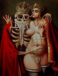 Heimliches Herrscherpaar - Siegfried Zademack