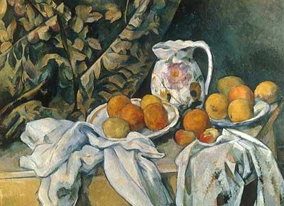 Stillleben - Paul Cezanne