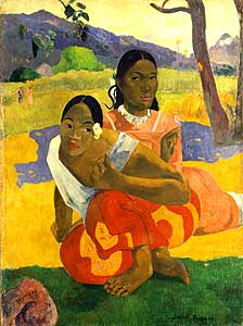 Gauguin, Paul - Wann wirst du heiraten? - Paul Gauguin