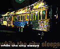 ooge.com Kunstdruck - while the city sleeps - Nukem Empire